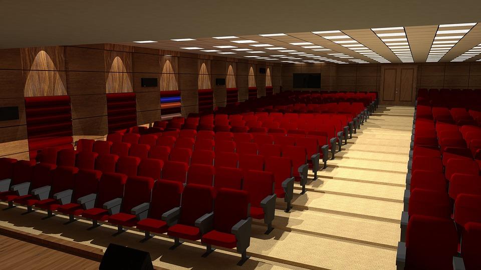Konferenslokal model salong