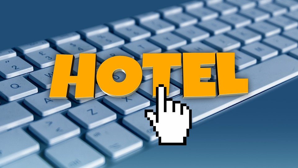 Söka hotell på nätet